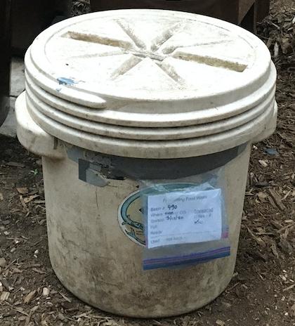 bear-proof bin